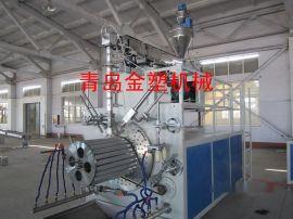 青岛PE大口径缠绕管设备