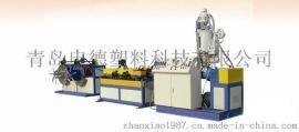 申德SDDBBWG20-90PVC、PE单壁波纹管生产线(克拉管用)