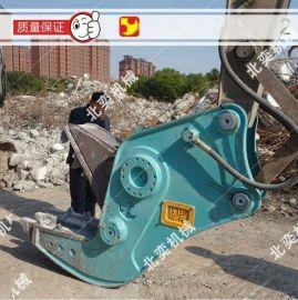 200挖掘机  液压钳 破碎钳 液压粉碎钳 装于挖掘机上用于  液压剪,粉碎混凝土液压剪