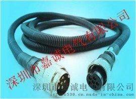 工控线束加工/工业设备线束定制/工业线束线材定制