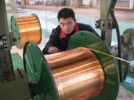 河北T2紫铜扁线厂家,山东电工紫铜扁线,接地铜扁线价格
