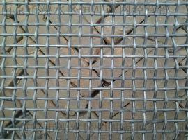 南京厂家低碳钢丝轧花网建筑过滤筛分轧花网1*30可定制镀锌轧花网