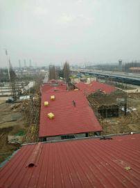杭州供应铝镁锰仿古琉璃瓦780型