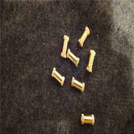 铜螺母滚花螺母可定制 M3M4M6M8
