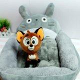 訂製龍貓寵物窩毛絨玩具漂亮狗窩