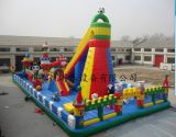 大型儿童充气游乐设备充气城堡蹦蹦床