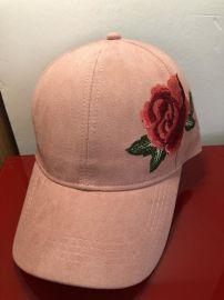 繡花棒球帽