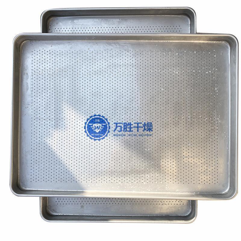 批发不锈钢烘盘 一次成型标准**盘 GMP标准直边烘盘 药品烤盘