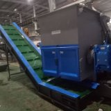厂家供应传输带破碎机 废旧塑料包装盒破碎机 薄膜编织袋破碎机