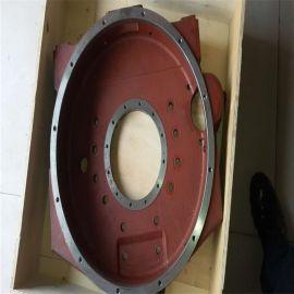 康明斯ISM11飞轮壳带取力器 搅拌车专用