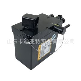 解放J6驾驶室电动液压泵举升电机升降手动泵AA01举升泵配件原厂