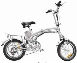高必达迷你可折叠电动自行车(TDR-AI-88)
