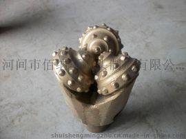 HJ617镶齿牙轮钻头 组装牙轮钻头