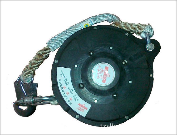 力虎工具LHFZQ 重量轻 拉力强度高 轻型防坠器