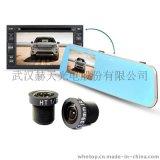 武汉赫天光电F363超清鱼眼监控车载镜头超过180度3MP