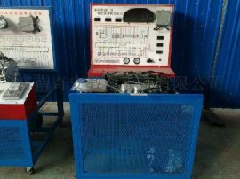 大众1.4TSI发动机实验台