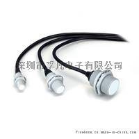 线内置放大器小型接近传感器 EM 系列