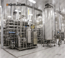 物料浓缩RO膜分离系统 膜分离设备生产厂家 全不锈钢装置