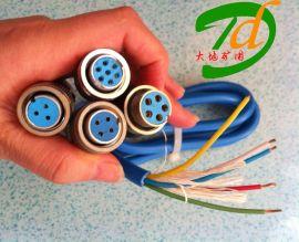重庆煤科院,航空插座线