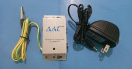 厂家直销防静电手环监控器 SALM1801S-I手动开关单路手腕带报警器静电手环测试仪手腕带接地监测器