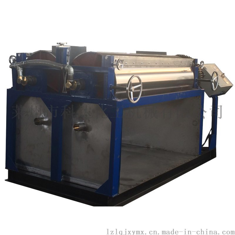 萊州科達化機PVC 複合穩定劑成套設備 兩輥壓片機生產