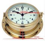 IMPA370204石英航海计时仪  航海船钟  黄铜船钟  CCS证书
