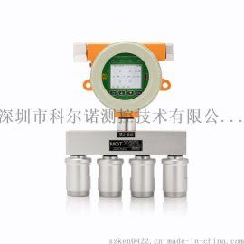 在线式四合一检测仪 一氧化碳 氧气 可燃气体 硫化氢 传感器可任意搭配