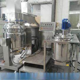 150L化妆品膏霜乳化机无锡诺亚专业生产制造