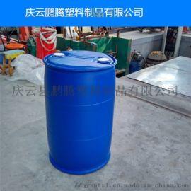 200公斤化工桶200L小口塑料桶防腐蚀