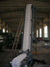 中山装卸货爬坡机 江门斜坡输送机 纸箱输送线