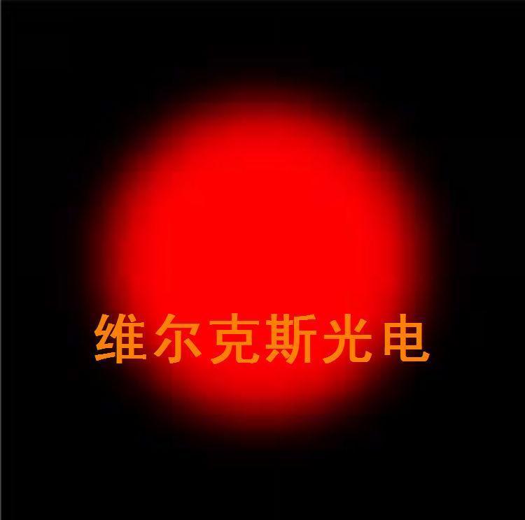 激光匀光元件 均匀光斑衍射元件 激光匀化DOE 激光匀化器