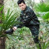 军迷服户外运动拓展训练服 2016新式虎斑作训套装 军训军迷装备