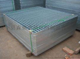 喷漆钢格栅板 楼梯踏步格栅板 格栅价格低防腐性能好