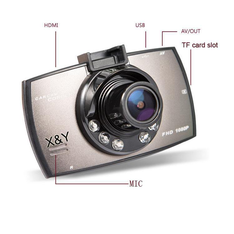 品牌源喜1080P車載記錄儀 工廠批發 大眼睛 聯詠96220