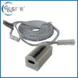供应LED灯电源变压器外置开关电源24W并联6路橱柜灯恒压驱动电源