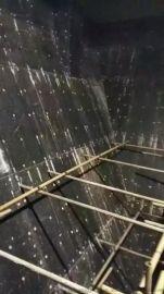 超耐磨高分子聚乙烯阻燃性煤仓衬板 自润滑煤仓衬板
