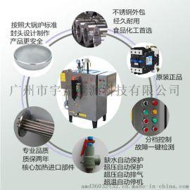 36千瓦电热蒸汽发生器 全自动蒸汽锅炉 化工永旺彩票登录的加工设备广州宇益牌