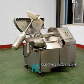 升级版斩拌机,诸城华钢高速斩拌机,4500转大豆蛋白斩拌机ZB-125