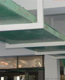 玻璃钢电缆桥架  ,唐山保定梯式桥架