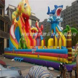 安徽省充气城堡/滑梯儿童蹦蹦床