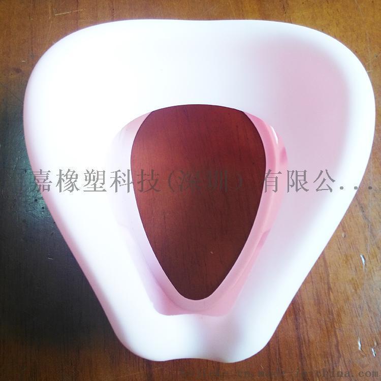 開模定矽膠防毒面具防塵防霧霾消防逃生口罩頭罩矽膠配件潛水鏡框