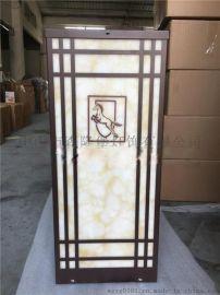中式柱头灯草坪灯户外防水景观灯庭院灯大型园林景观灯
