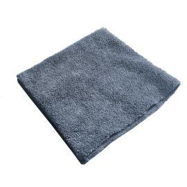 厂家直销超细纤维高低毛无边擦车巾 下蜡毛巾40*40