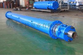 绥阳抽地下水深井多级泵|QJ400KW清水潜水泵报价表