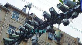 万向监控支架摄像机头 机立杆 监控支架