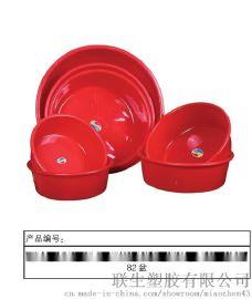 佛山联生塑料盆 多样式 多彩色