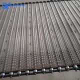 鏈條傳送網帶金屬耐高溫不鏽鋼絲網輸送帶(可定製)