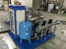 上海供应 无负压变频给水设备/CDLF不锈钢多级泵/304稳流罐/ABB控制柜3KW一控三