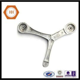 锌合金压铸件 东莞厂家专业供应铝压铸电镀加工铝支架