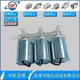 廣東斯凡廠家直銷 醫療器械,酶標洗板機電磁閥 可定制